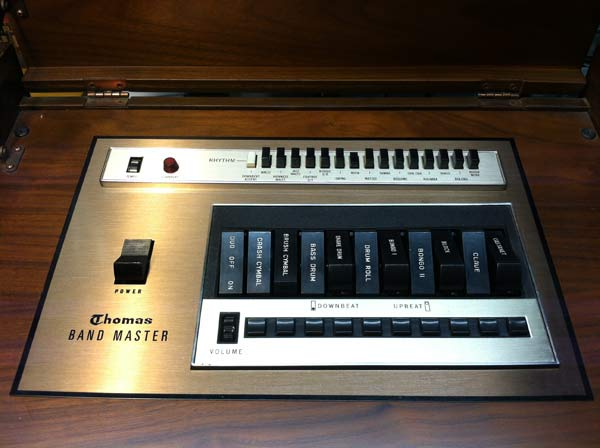 Thomas Bandmaster 55 Percussion Machine