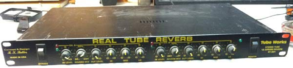 Tube Works Real Tube Reverb