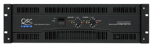 QSC power amplifier